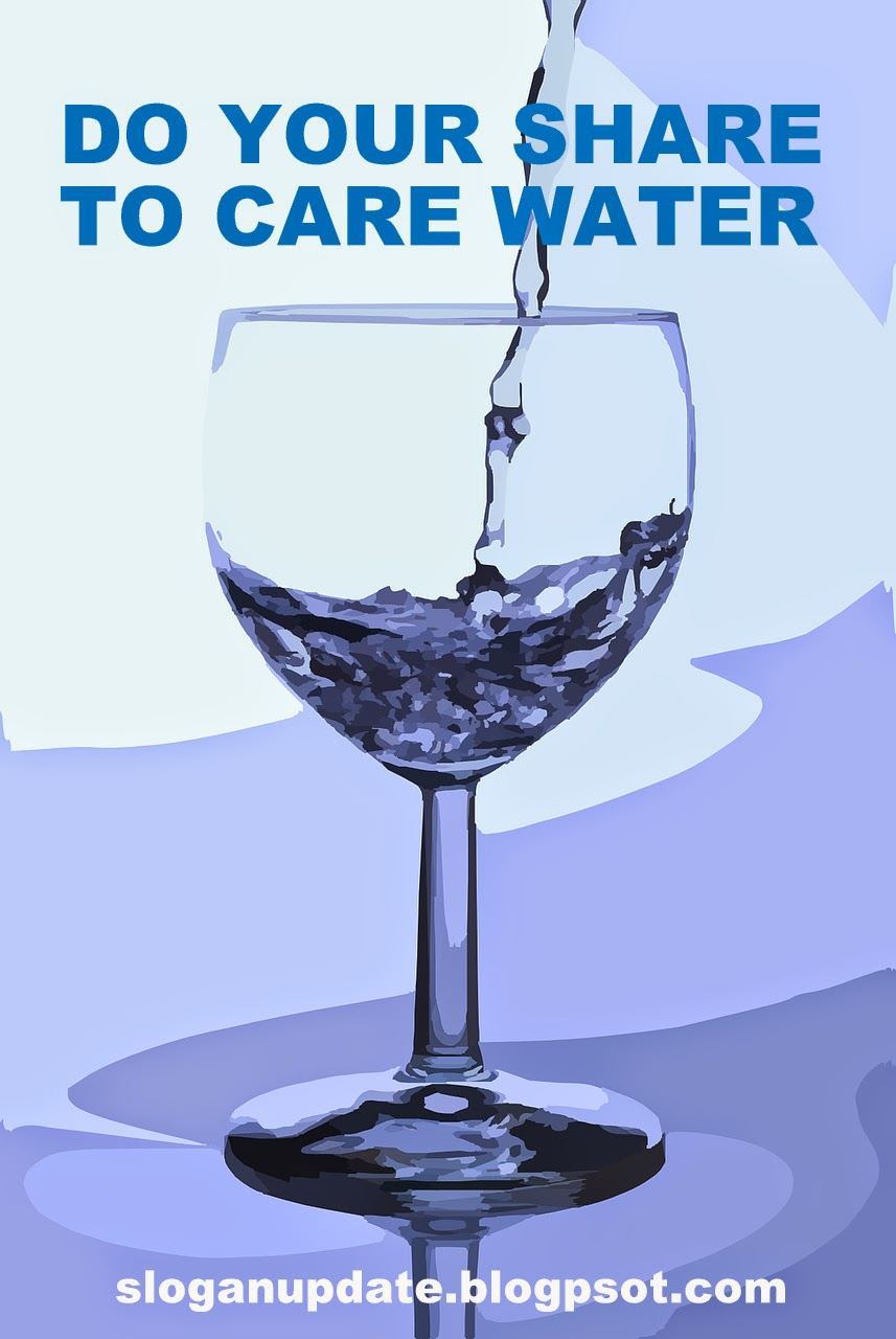 essays on saving the water Save water save earth save water campaign write about the scarcity of water and ways and means to save water food, air and water are essential elements for man.