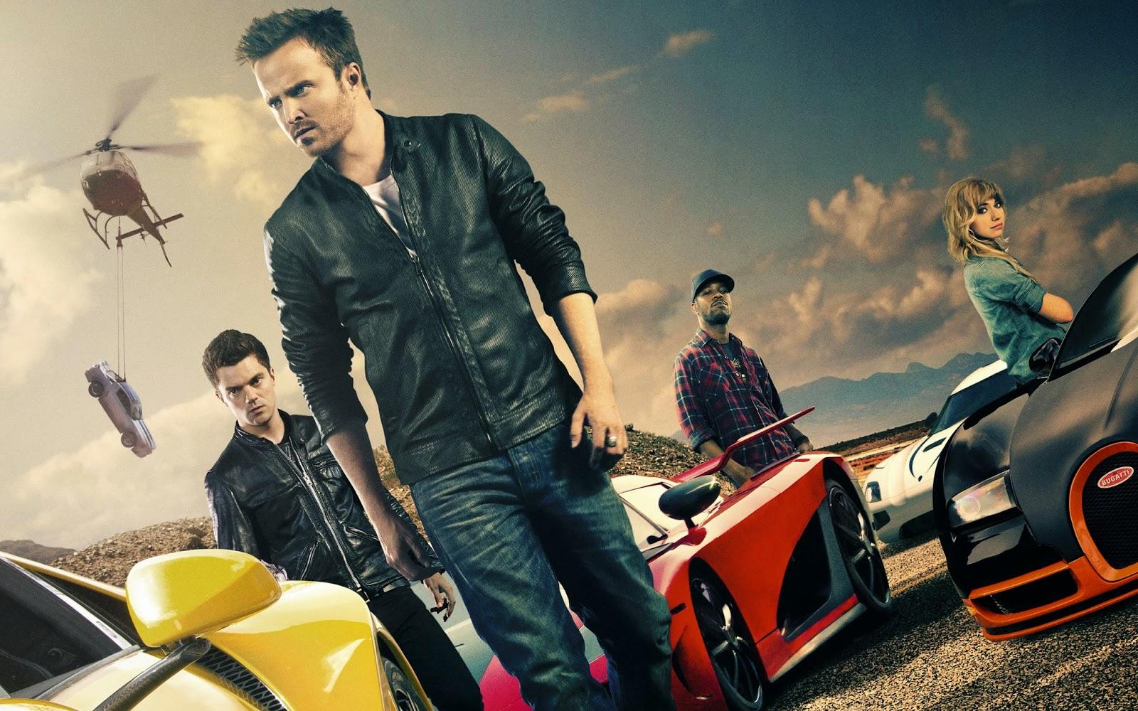 Ảnh trong phim Đam Mê Tốc Độ - Need For Speed 1