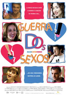 Download Guerra dos Sexos Dublado DVDRip Avi Rmvb