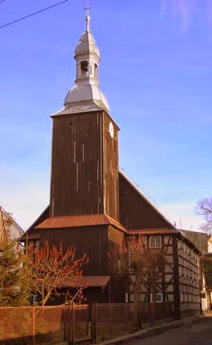 Szachulcowy kościół ewangelicki
