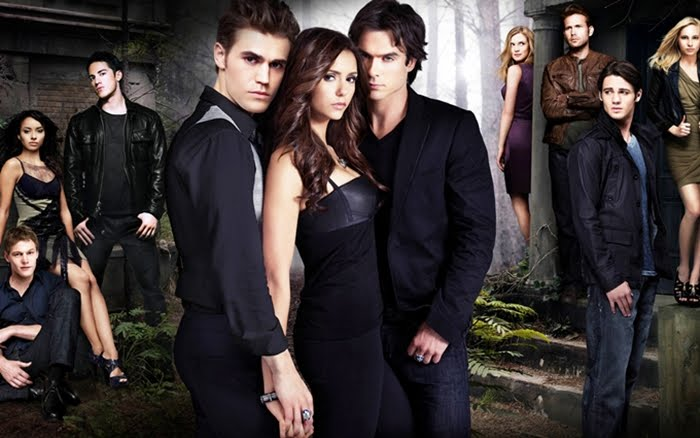 Elenco de The Vampire Diaries