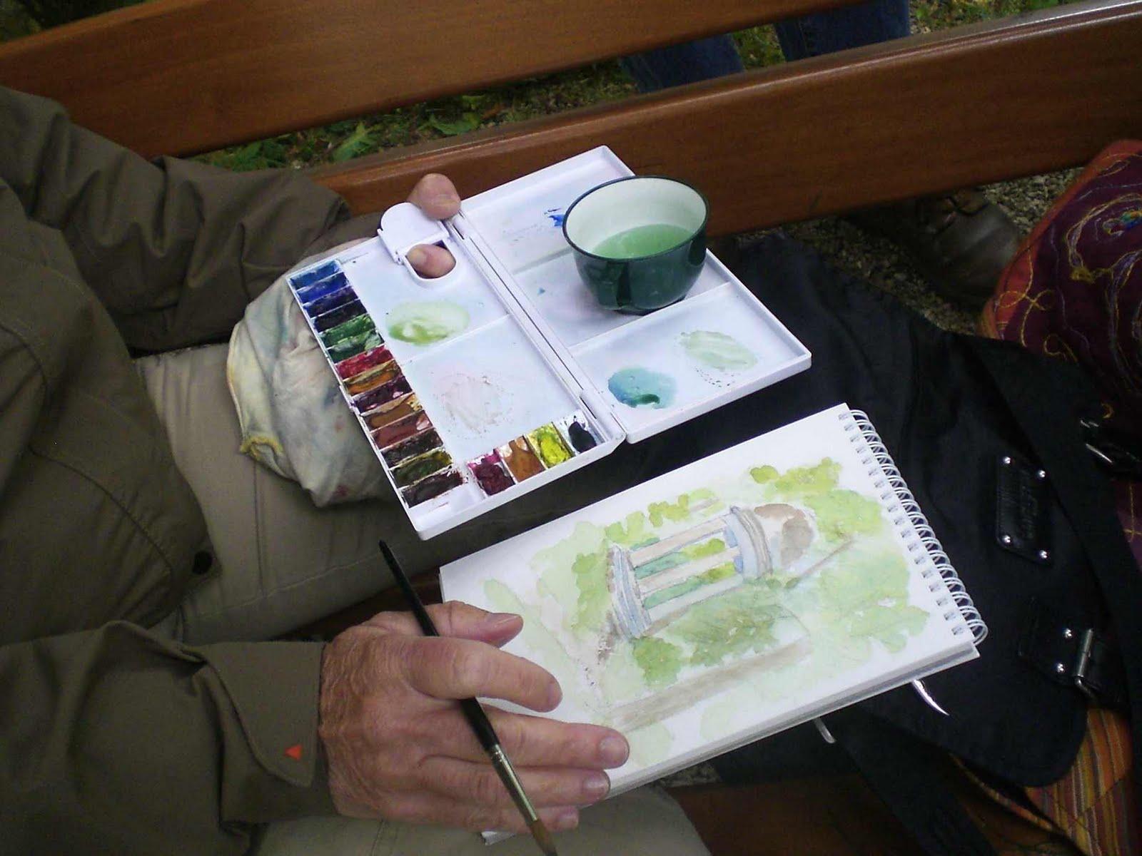L 39 atelier bleu mini stage au jardin botanique de dijon - Petit jardin robertson dijon ...