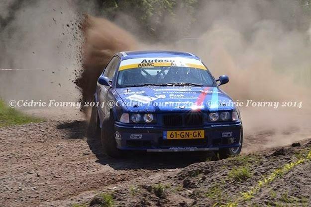 Sezoens Rallye 2014