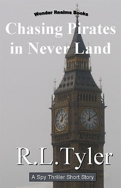 Chasing Pirates in Never Land by R.L. Tyler