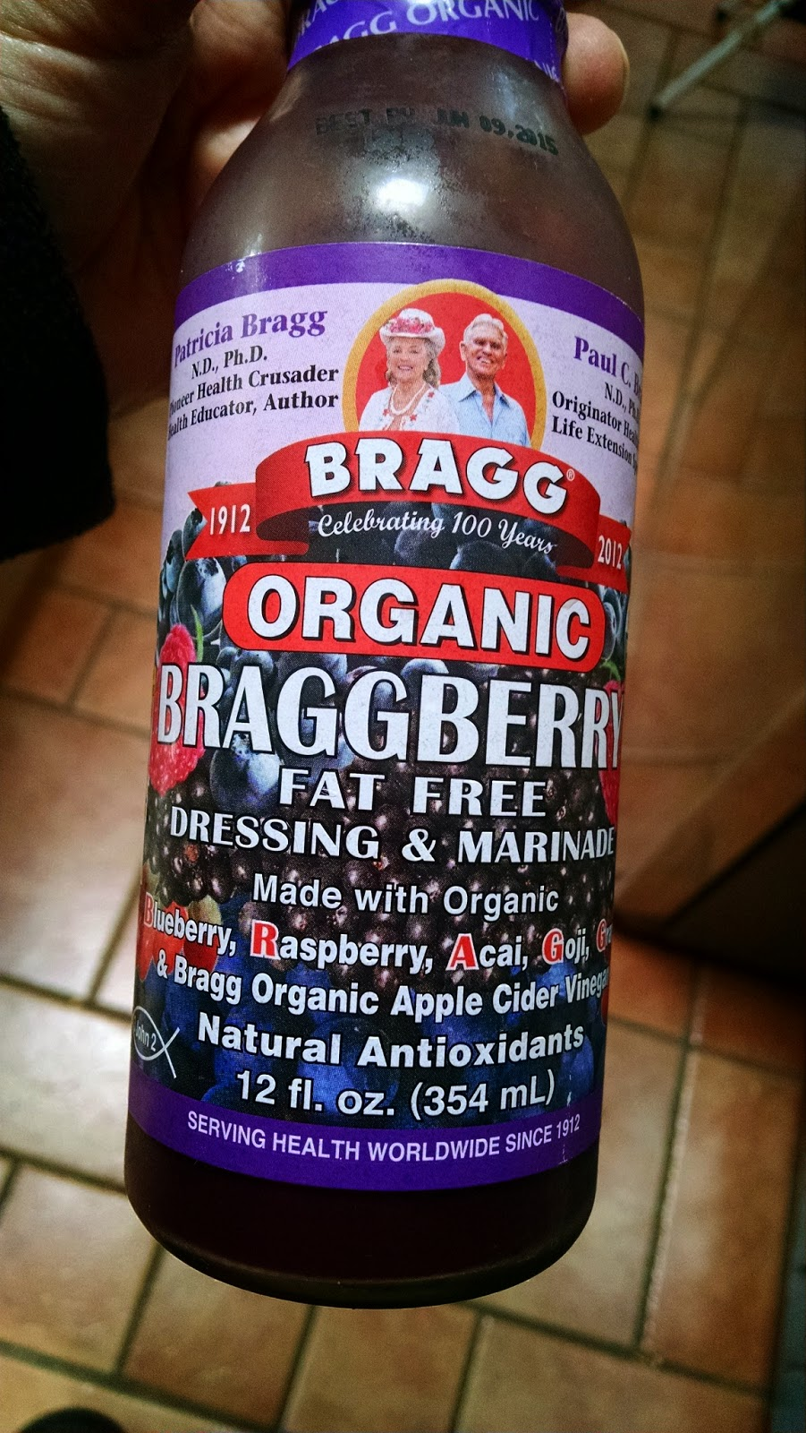 Braggberry Dressing!