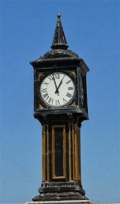 Brighton: l'orologio del Brighton Pier