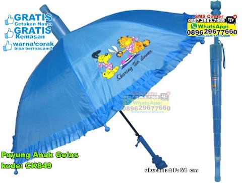 Payung Anak Gelas