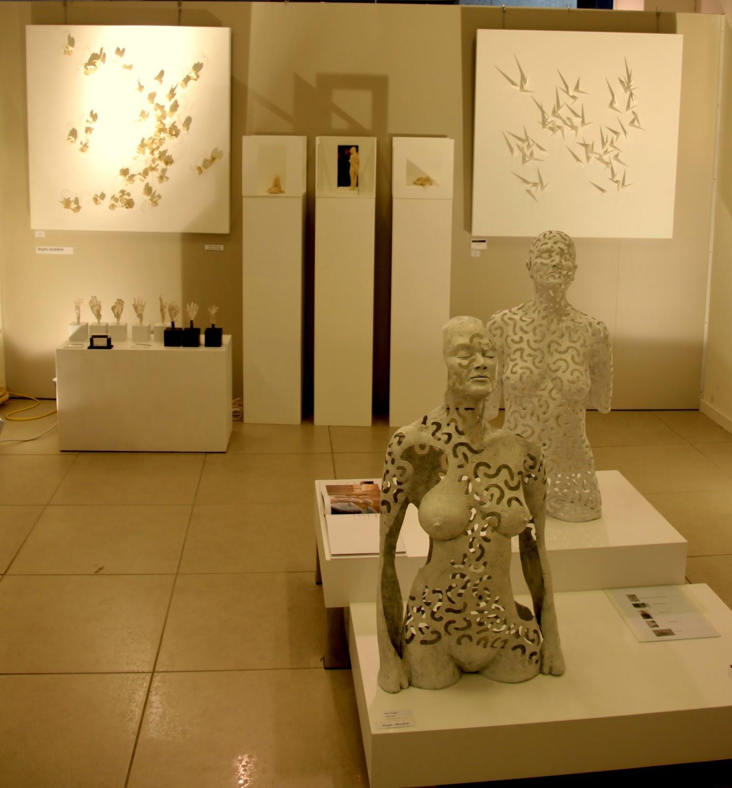 Global art vzw impressions exhibition december 2015 ga vzw julianus
