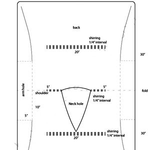 mens shirt cutting method pdf