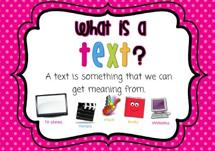 What is a Text? poster