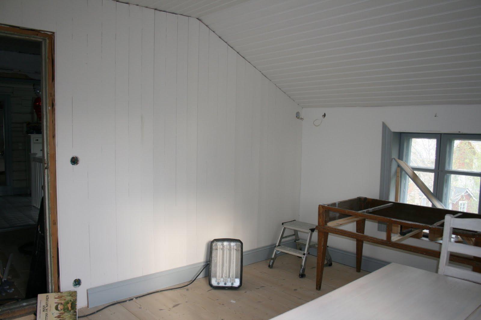 Livet på mattas: renoveringsuppdatering