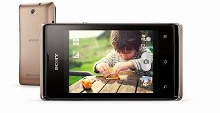 Ponsel Sony Xperia Murah