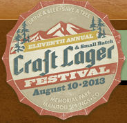 2013 Craft Lager & Small Batch Festival