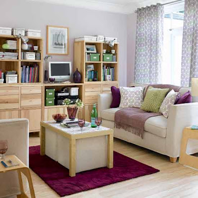 Make The Best Out Of The Interior Design Of Small Spaces ~ Home