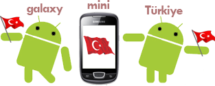 Galaxy Mini Türkiye