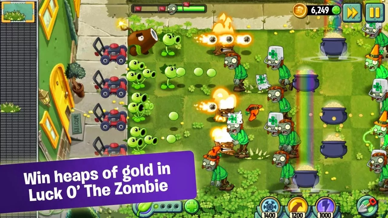 Plants vs. Zombies™ 2 v3.5.1 Mod