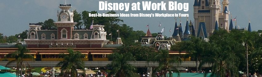 Disney at Work Blog