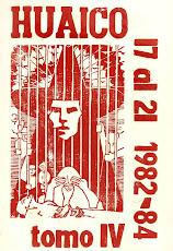 TOMO 4. Nros. 17 al 21. Buenos Aires. 1985 (28,5 x 20 cm)