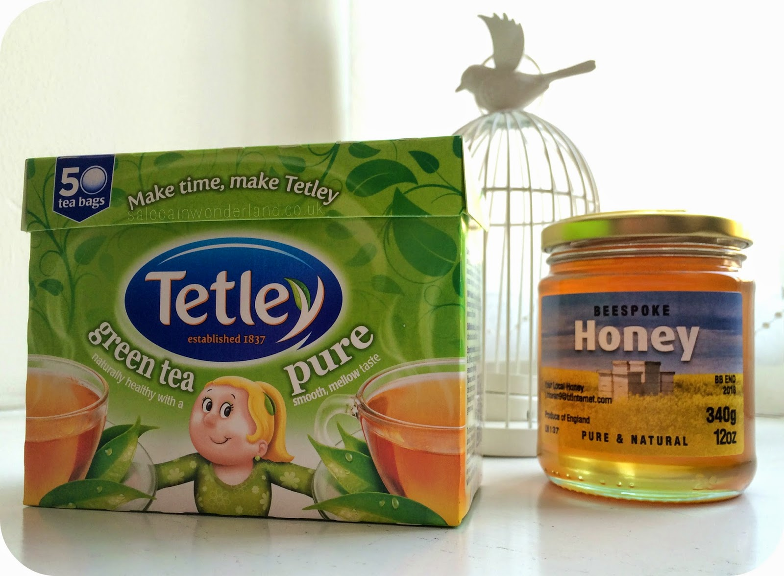 green tea and honey face mask for acne oily skin