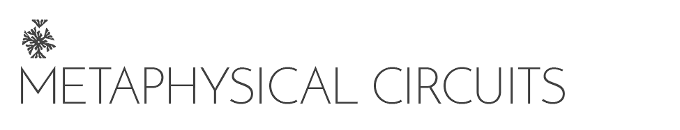 METAPHYSICAL CIRCUITS