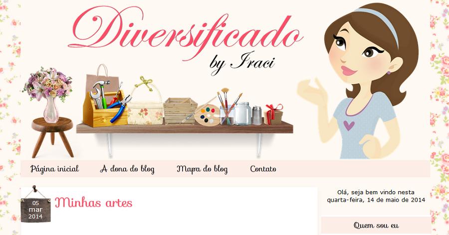 http://descobrindomaisobelo.blogspot.com.br/