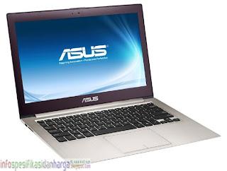 """Harga Asus ZENBOOK UX32VD-DB71 13.3"""" LED Ultrabook Terbaru 2012"""