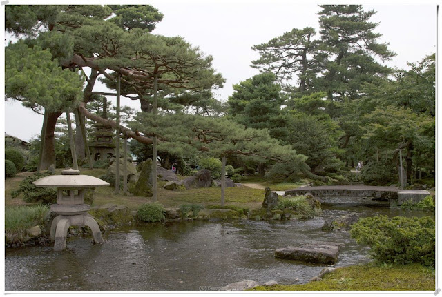 Jap n por libre que ver en kanazawa for Jardin kenrokuen