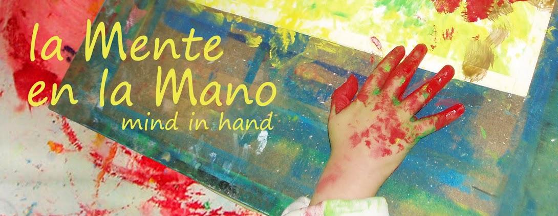 La mente en la mano. Guía práctica de pintura y dibujo.