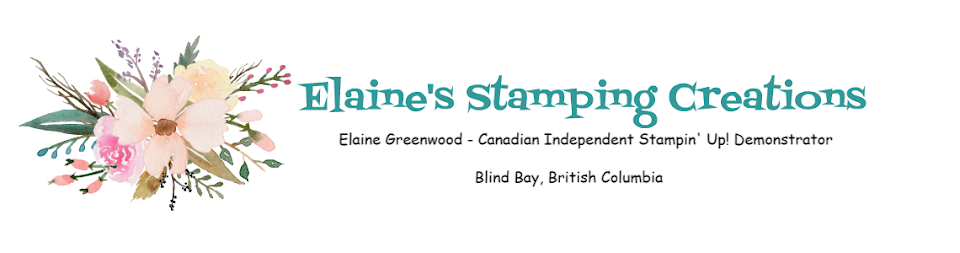 Elaine's Stamping Creations