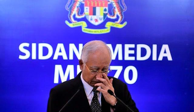 Kronologi Penuh Tragedi Pesawat MH370