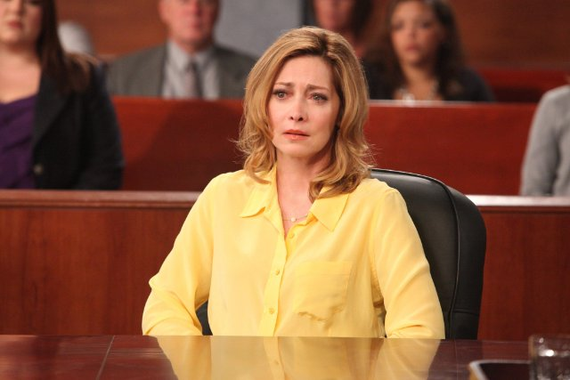 Political style sharon lawrence talks drop dead diva - Drop dead diva script ...