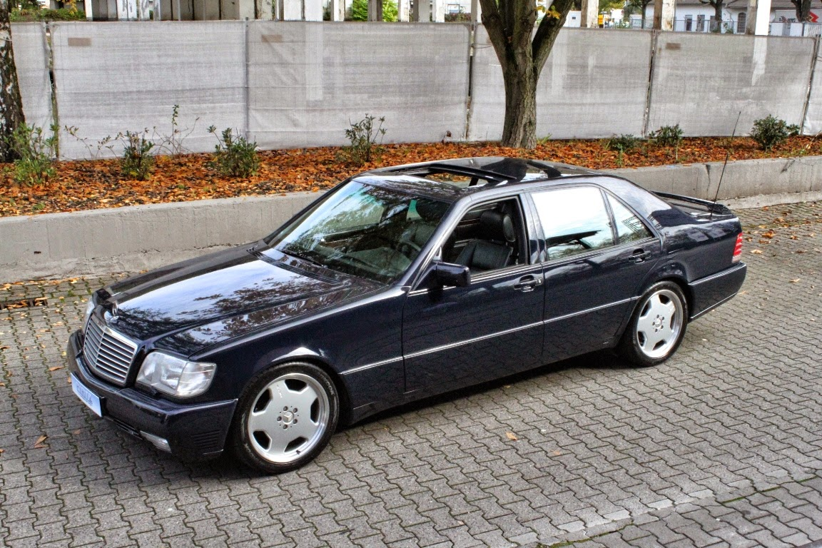 Mercedes benz w140 600sel brabus 6 9 benztuning for Mercedes benz 6