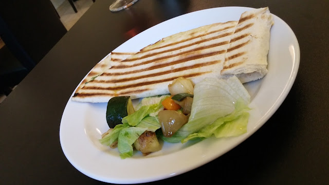 Tortilla v bistru Savec