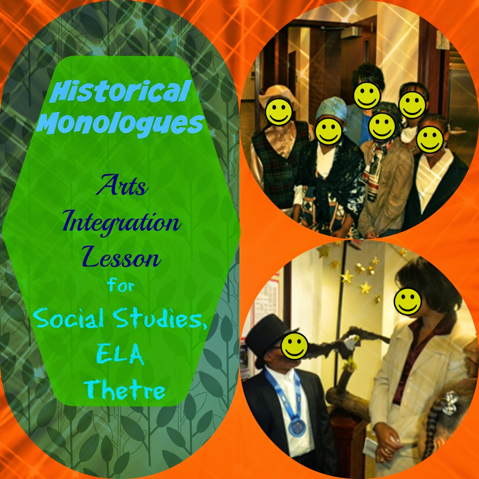 Historical Monologues