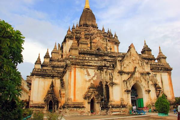 Templo Gaw Daw Palin en Bagan