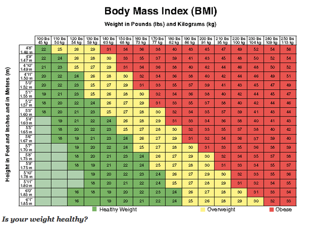 Dr Grimes 39 Bottom Line What Is Bmi