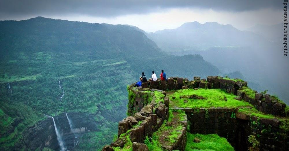 Wallpaper Gallery Rajmachi Fort Trekking In Maharashtra