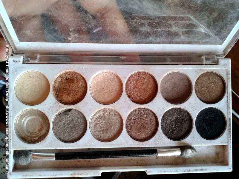 MUA Undress Me Too Palette Photo India