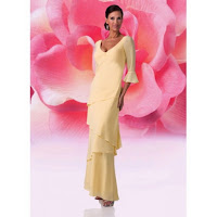 Casual Mother of the Bride Dresses