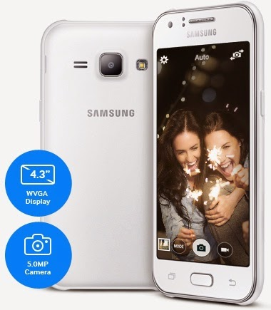 Samsung Galaxy J1 Android KitKat murah