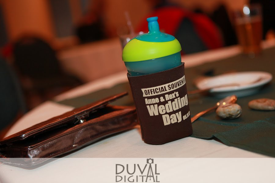 Wedding Favor, Drink Koozie | Phantom Canyon Wedding | Colorado Springs, CO