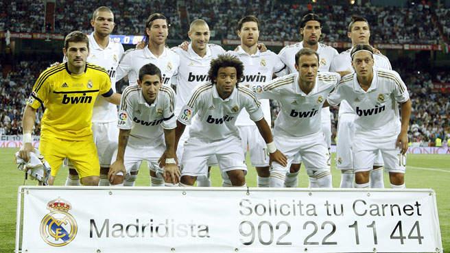 Inilah beberapa foto real madrid 2011/2012 :