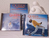 Queen – Live At Wembley Limited Deluxe – 1986 CD y DVD