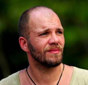 Survivor Tolga Karel