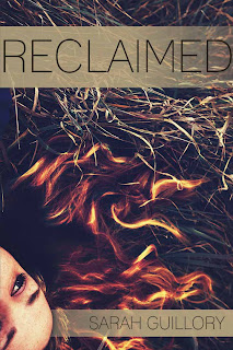 book cover of Reclaimed by Sarah Guillory