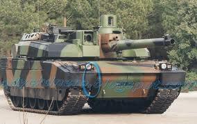 Tank Leclerc France