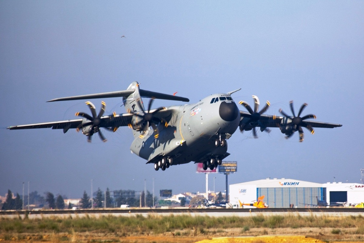 Airbus A400M Wallpaper 1