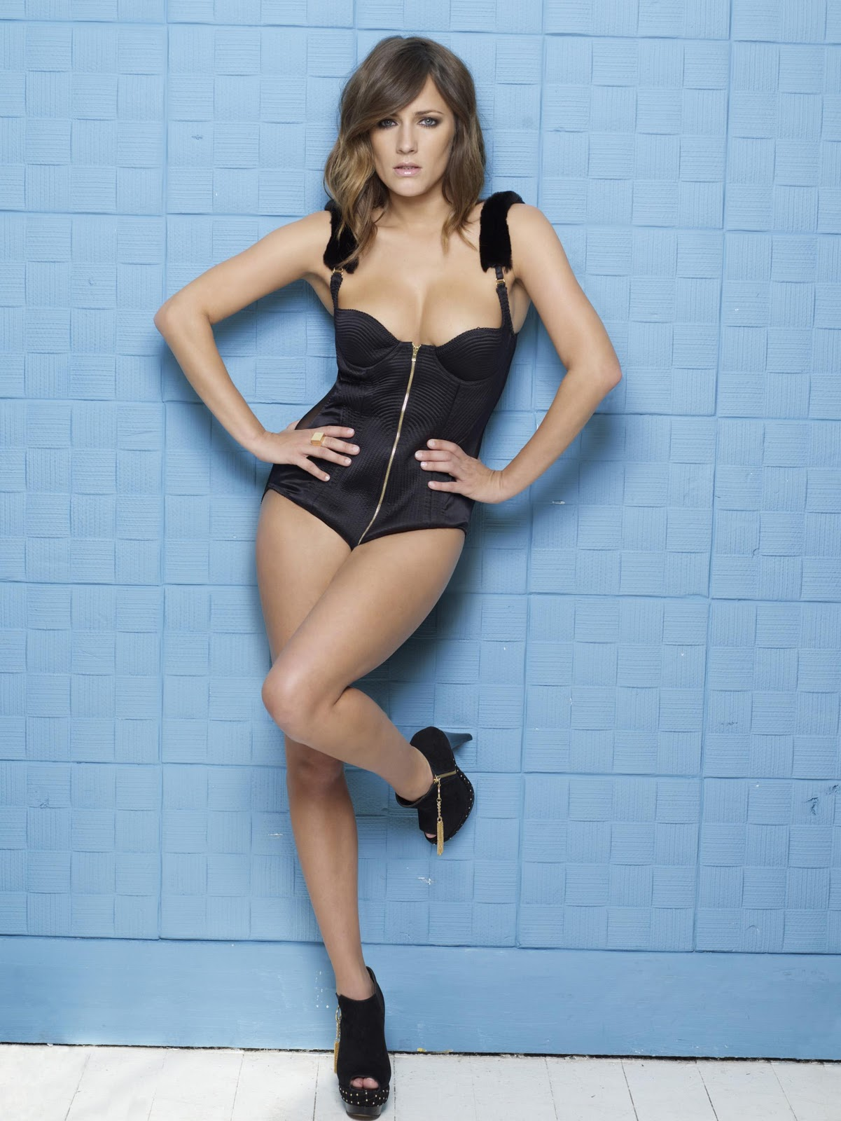 You Caroline flack sexy pics any