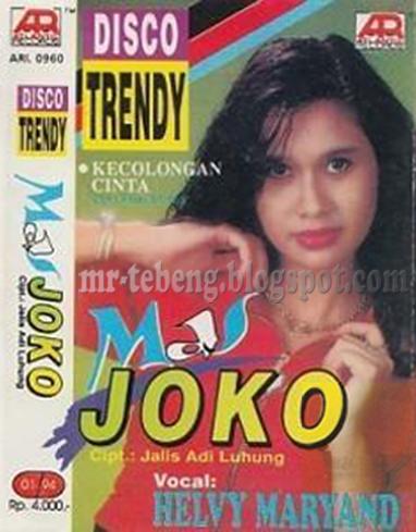 Helvy Maryand - Mas Joko - KUNCI CHORD GITAR
