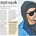 Article | Hindustan times | Bohemia